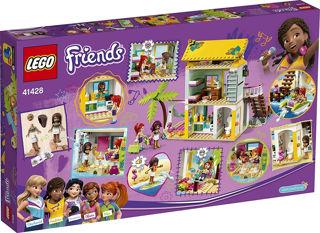 Immagine di Lego Friends Casa Sulla Spiaggia 41428