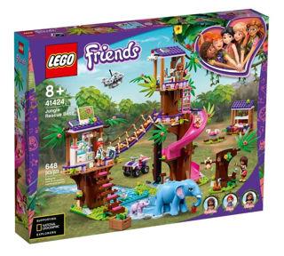 Immagine di Lego Friends Base Di Soccorso Tropicale 41424