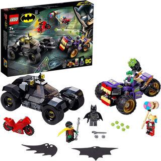 Immagine di Lego All'inseguimento Del Tre-ruote Di Joker 76159