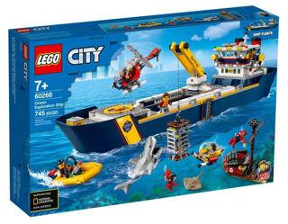 Immagine di Lego City Nave Da Esplorazione Oceanica 60266