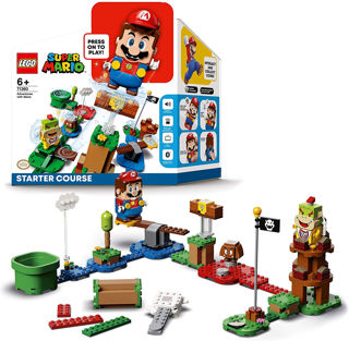 Immagine di Avventure Di Mario. Starter Pack. Lego Super Mario-71360
