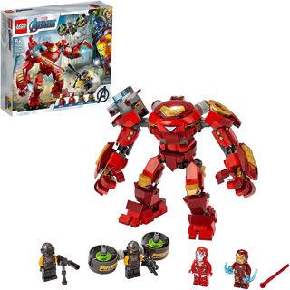 Immagine di Super Heroes Iron Man Hulkbuster Contro L'agente A.i.m