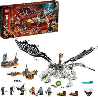 Immagine di Lego Drago Dello Stregone Teschio 71721
