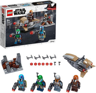 Immagine di Lego Star Wars Battle Pack Sith Mandalorian 75267