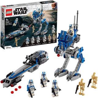 Immagine di Lego Star Wars Clone Trooper Della Legione 501