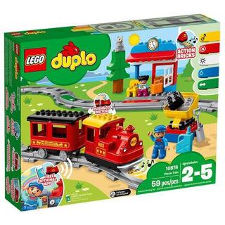 Immagine di Lego Duplo Treno A Vapore