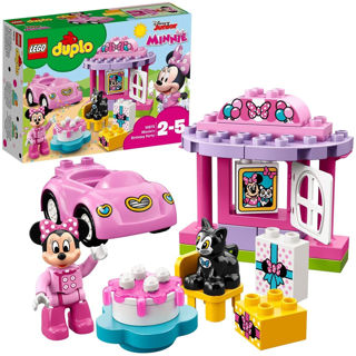Immagine di Lego Duplo La Festa Del Compleanno Di Minnie 10873