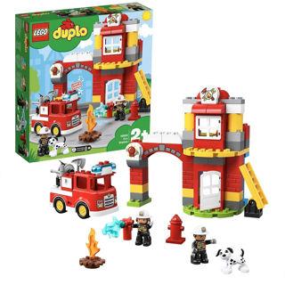 Immagine di Lego Duplo Caserma Dei Pompieri