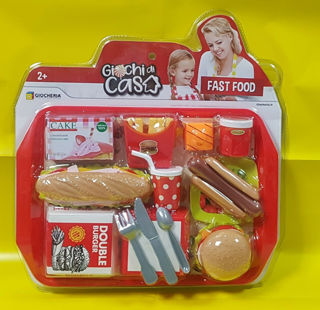 Immagine di Giochi Di Casa Fast Food
