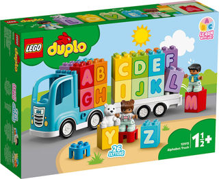 Immagine di Lego Duplo My First Camion Dell'alfabeto