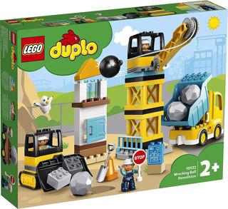 Immagine di Lego Duplo Cantiere Di Demolizione 10932