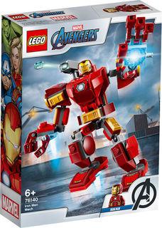 Immagine di Lego Heroes Iron Man Mech 76140