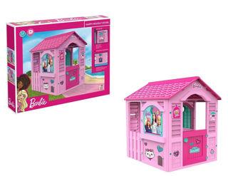 Immagine di Barbie Casa Da Giardino Happy Holiday House In Resina Resistente