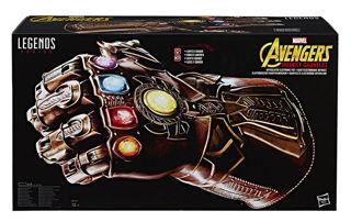 Immagine di Guanto Dell'infinito Di Thanos, Elettronico. Hasbro Marvel Legends Series