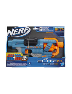 Immagine di Pistola Nerf Elite 2.0 Commander