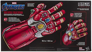 Immagine di Marvel Legends Guanto Del Potere Avengers Endgame, Hulk Ed Iron Man