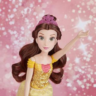 Immagine di Disney Princess- Shimmer Belle Bambola, Multicolore, E4159es2