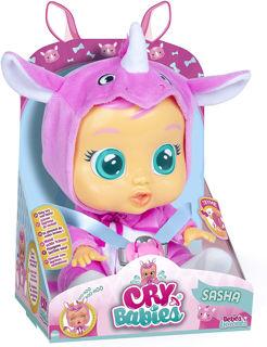 Immagine di Cry Babies- Bambola Sasha, 93744