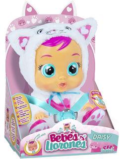 Immagine di Cry Babies - Bambola Daisy La Gattina