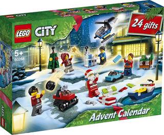 Immagine di Lego City 60268 Calendario Dell'avvento