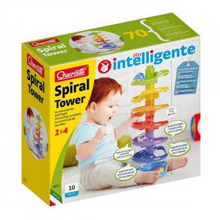 Immagine di Spiral Tower La Corsa A Spirale Delle Biglie