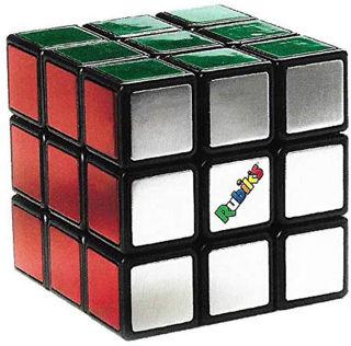 Immagine di Cubo Di Rubik 3x3 Metallic - 40esimo
