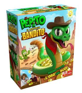 Immagine di Pepito Il Serpente Bandito