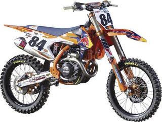 Immagine di Moto Red Bull ktm Supercross Sx450 - 1:6 (32228)