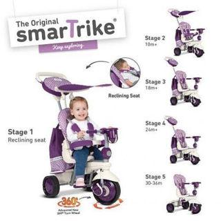 Immagine di Smart Trike Splash Purple