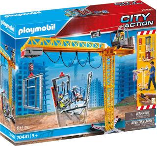 Immagine di Grande Gru -playmobil City Action 70441