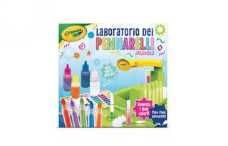 Immagine di Laboratorio Pennarelli Multicolori