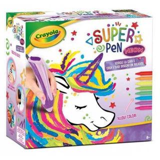 Immagine di Super Pen Neon Unicorno (25-0505)