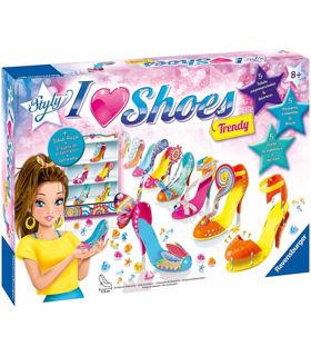 Immagine di I Love Shoes Maxi Trendy Gioco Creativo