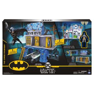 Immagine di Batman Playset Batcaverna 3 In 1 (6058292)