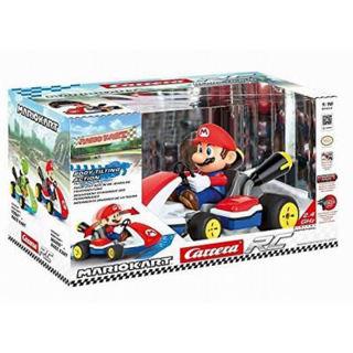 Immagine di Carrera Auto 1:16 Jmario kart Mario Race kart Con Radiocomando