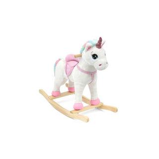 Immagine di Giocheria Cavallo Unicorno A Dondolo Gio' Plush