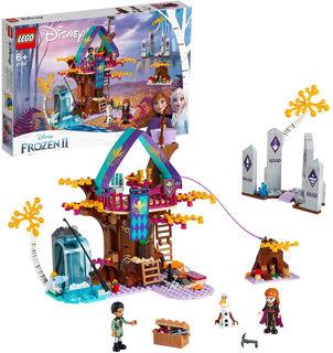 Immagine di Lego Frozen La Casa Sull'albero