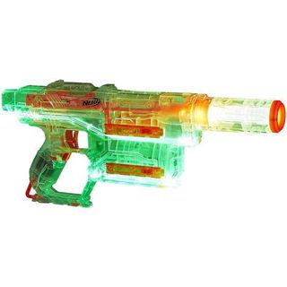 Immagine di Nerf N-strike Modulus Shadow Pistola Fucile Luminoso Giocattolo Bambini 6 Colpi