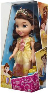 Immagine di Disney Princess-bambola Belle 35cm, Multicolore