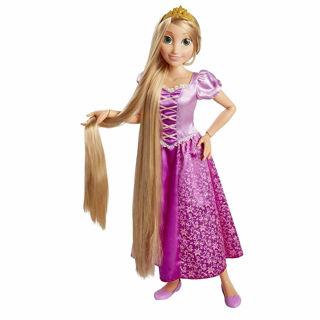 Immagine di Disney Rapunzel Bambola Cm 80