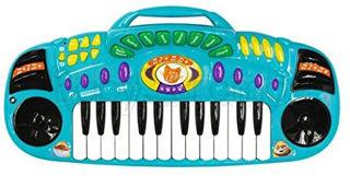 Immagine di Tastiera Musicale 44 Gatti Polpetta