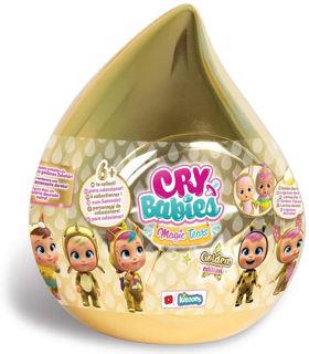 Immagine di Cry Baby Casetta Dorata ,6cry Baby Da Collezionare Ricchi Di Finiture Dorate Piu Uno Raro