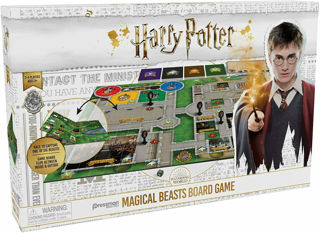 Immagine di Harry Potter Animali Fantastici Gioco Da Tavolo Multicolore