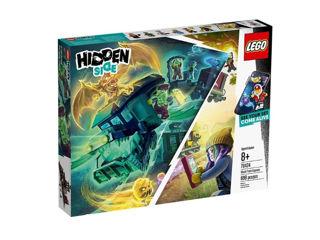 Immagine di Lego Hidden Side, Espresso Fantasma 70424