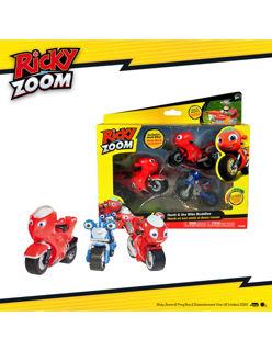 Immagine di Ricky Zoom - Pack 3 Veicoli (assortimento)