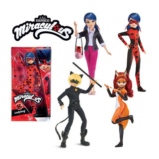 Immagine di Miraculous 26cm Fashion Dolls Asst