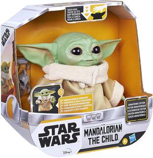 Immagine di Star Wars Baby Yoda Animatronic 18 Cm