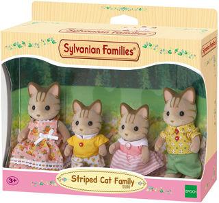 Immagine di Famiglia Gatti Striati (5180)