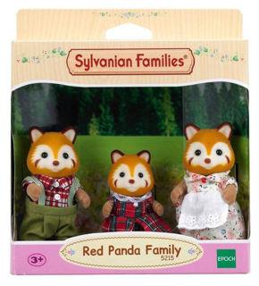 Immagine di Famiglia Panda Rosso (5215)