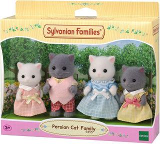Immagine di Famiglia Gatto Persiano 5455